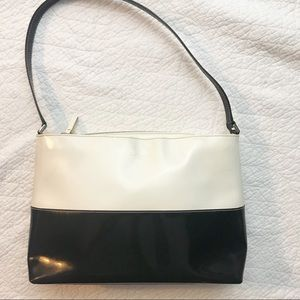 fc01f2506e Women Black And White Kate Spade Color Block Bag on Poshmark